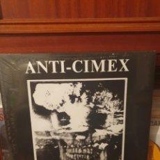 Discos de vinilo: ANTI-CIMEX / VICTIMS OF A BOMB RAID 1982-1984 / GATEFOLD / BACK ON BLACK 2018. Lote 289843018