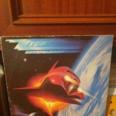 Discos de vinilo: ZZTOP / AFTERBUNER / EDICIÓN GDR / AMIGA 1988. Lote 289847648