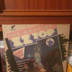 Discos de vinilo: ZZTOP / THE BEST OF... / WARNER RECORDS. Lote 289848833