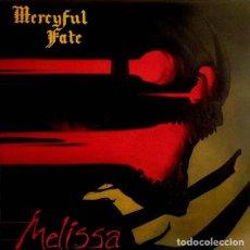 Discos de vinilo: MERCYFUL FATE – MELISSA -LP / MFN-. Lote 289849178