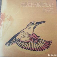 Discos de vinilo: ALEJANDRO PAZ – CALLEJERO **** 10´´ *** TECH HOUSE *** DEEP HOUSE *** GRAN ESTADO. Lote 289852568