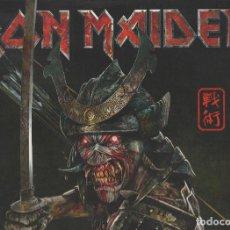 Discos de vinilo: IRON MAIDEN – SENJUTSU SELLO: BMG – 538671681. Lote 289853888