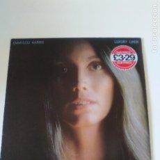 Discos de vinilo: EMMYLOU HARRIS LUXURY LINER ( 1977 WARNER BROS GERMANY ) INCLUYE INSERT MUY BUEN ESTADO. Lote 289857793
