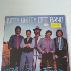 Discos de vinilo: NITTY GRITTY DIRT BAND PLAIN DIRT FASHION ( 1984 WARNER BROS USA ) MUY BUEN ESTADO. Lote 289858128