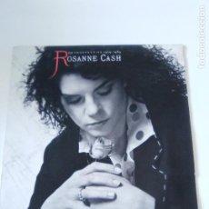 Discos de vinilo: ROSANNE CASH RETROSPECTIVE 1979 - 1989 ( 1989 CBS HOLLAND ) JOHNNY CASH RODNEY CROWELL. Lote 289858538