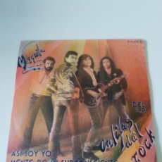 Discos de vinilo: MEZQUITA ASI SOY YO / MENTE DE MI SUBCONSCIENTE ( 1981 CHAPA ESPAÑA ) CALIFAS DEL ROCK. Lote 289863168