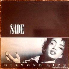 Discos de vinilo: SADE : DIAMOND LIFE [ESP 1984] LP. Lote 289865863