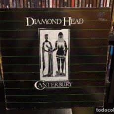 Discos de vinilo: DIAMOND HEAD - CANTERBURY. Lote 289866228