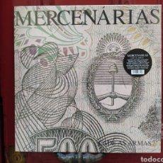 Discos de vinilo: MERCENÁRIAS–CADÊ AS ARMAS? LP VINILO PRECINTADO. BRASIL POST-PUNK. Lote 289869498