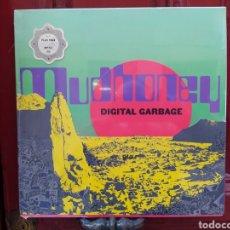 Discos de vinilo: MUDHONEY–DIGITAL GARBAGE. LP VINILO PRECINTADO.. Lote 289875418