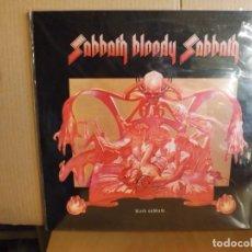 Discos de vinilo: BLACK SABBATH - SABBATH BLOODY SABBATH - NUEVO. Lote 289877643
