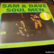 Discos de vinilo: SAM & DAVE SOUL MEN. ATLANTIC 781 718-1, 1.986. Lote 289877843