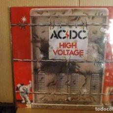 Discos de vinilo: AC/DC ---- HIGH VOLTAGE - NUEVO. Lote 289878323