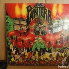 Discos de vinilo: PANTERA ---- PROJECTS IN THE JUNGLE - NUEVO. Lote 289878908