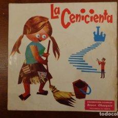 Discos de vinilo: ARSENIO CORSELLAS – LA CENICIENTA (CUENTO INFANTIL) - CUENTOS SONOROS -VINILO SINGLE - 1973. Lote 289879818