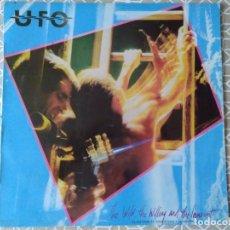 Discos de vinilo: UFO. THE WILD, THE WILLING AND THE INNOCENT. 1981.. Lote 289882123