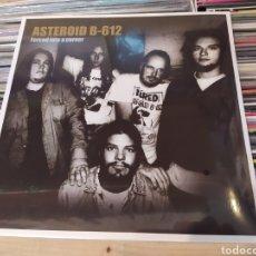 Discos de vinilo: ASTEROID B-612–FORCED INTO A CORNER. LP VINILO PRECINTADO. PUNK ROCK. Lote 289884818