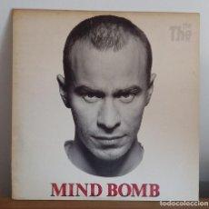 Discos de vinilo: THE THE - MIND BOMB - 1989 - LP. Lote 225874575