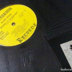 Discos de vinilo: MX. BAM BAM - MAKE U SCREAM. Lote 289887553