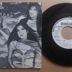 Discos de vinilo: RED DE SAN LUIS / BAILAD / SINGLE 7 PULGADAS. Lote 289887878