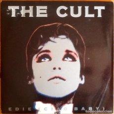 "Discos de vinilo: THE CULT : EDIE (CIAO BABY) [UK 1989] 7"". Lote 289887968"