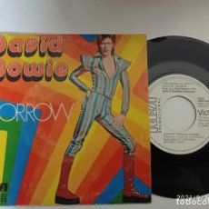 Discos de vinilo: SINGLE-DAVID BOWIE-SORROW-1973-SPAIN-PROMOCIONAL-MUY RARO-. Lote 289888798