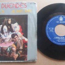 Discos de vinilo: LOS DUENDES / LA MOSCA / SINGLE 7 PULGADAS. Lote 289890513