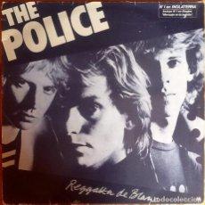 Discos de vinilo: THE POLICE : REGATTA DE BLANC [ESP 1979] LP. Lote 289891243