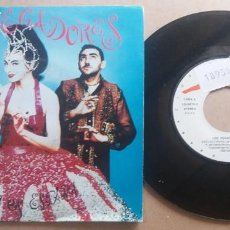 Discos de vinilo: LOS PECADORES / ESTO ES ESPAÑA / SINGLE 7 PULGADAS. Lote 289894168