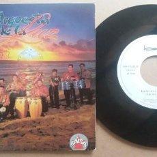 Discos de vinilo: ORQUESTA DE LA LUZ / SIN FRONTERAS / SINGLE 7 PULGADAS. Lote 289894538