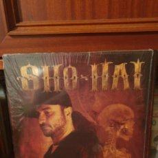 Discos de vinilo: SHO HAI / DOBLE VIDA / DOBLE ALBUM / RAP SOLO 2011. Lote 289909388