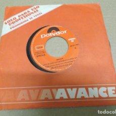Discos de vinilo: THE SWEET (SINGLE) LOVE IS LIKE OXYGENE AÑO – 1977 - PROMOCIONAL. Lote 289910748