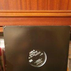 Discos de vinilo: EDO G FT PETE ROCK / MY OWN ..... / DOBLE LP / FATS BEATS 2004. Lote 289911333