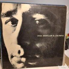 Discos de vinil: LP OVIDI MONTLLOR A L´OLYMPIA. Lote 289913718