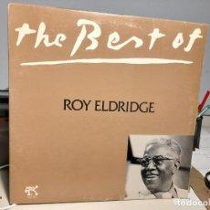 Discos de vinilo: LP ROY ELDRIDGE : THE BEST. Lote 289915393