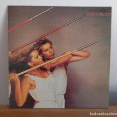 Discos de vinilo: ROXY MUSIC - FLESH + BLOOD - LP - 1980. Lote 242927110