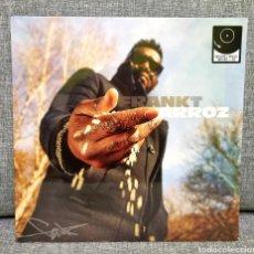 """Discos de vinilo: LP 180 GR. """"FRANK T"""" ARROZ EDICIÓN FIRMADA +CD. Lote 289924168"""