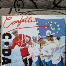 Discos de vinilo: CONFETTI'S – C●DAY. Lote 289927368