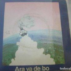 Discos de vinilo: ARA VA DE BO - LES NEIES + 5 (EDIGSA-CAIXA D´ESTALVIS, 1974) - YA ESCASO. Lote 289996258
