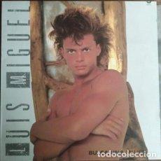 Discos de vinilo: LUIS MIGUEL BUSCA UNA MUJER WEA 1988. Lote 290001118