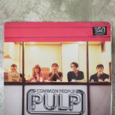 Discos de vinilo: VINILO COMMON PEOPLE PULP. Lote 290010223