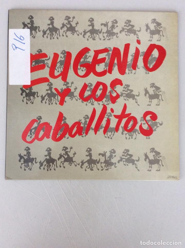 EUGENIO Y LOS CABALLITOS. (Música - Discos de Vinilo - Maxi Singles - Otros estilos)
