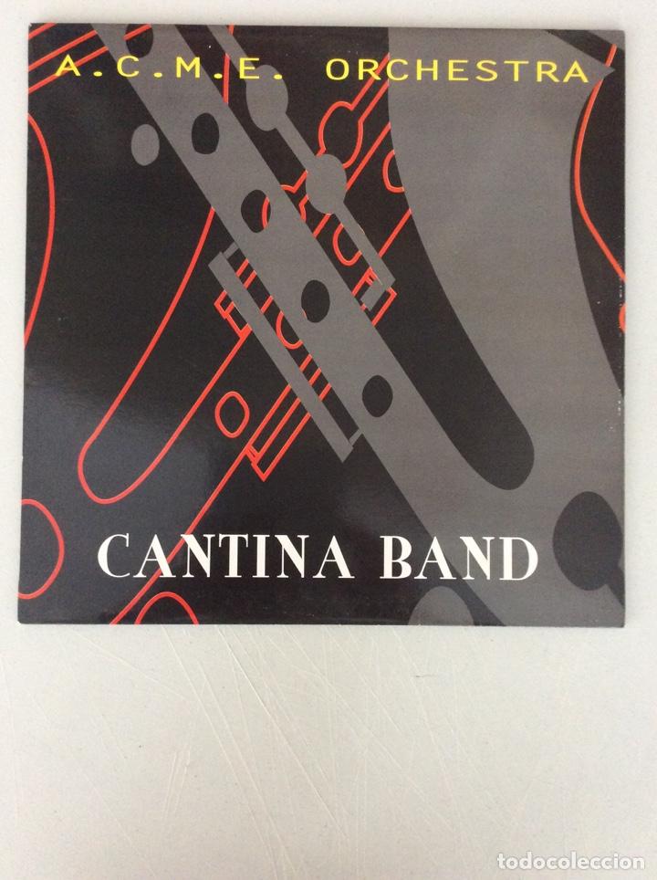 A.C.M.E. ORCHESTRA. CANTINA BAND (Música - Discos de Vinilo - Maxi Singles - Otros estilos)