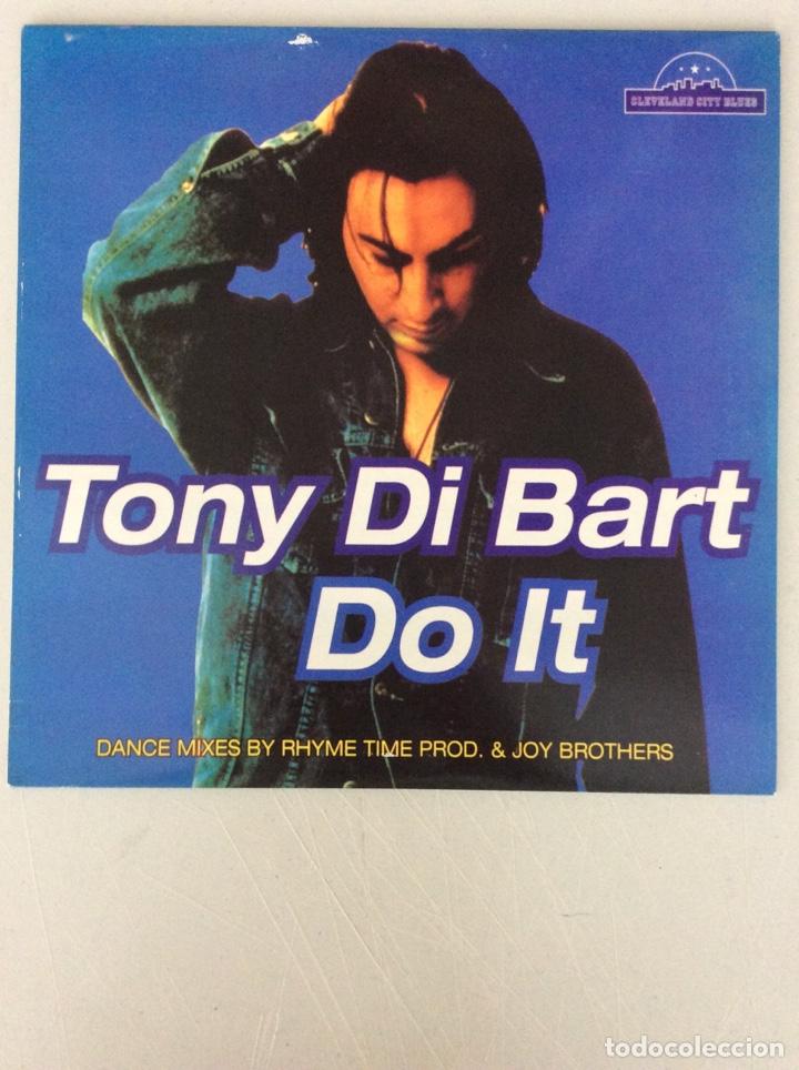 TONY DI BART. DO IT (Música - Discos de Vinilo - Maxi Singles - Otros estilos)