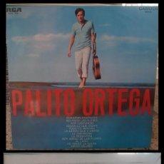 Discos de vinilo: D. LPS. PALITO ORTEGA, SUS GRANDES EXITOS.. Lote 290038613