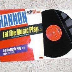 Discos de vinilo: MAXI SINGLE. Lote 290048888