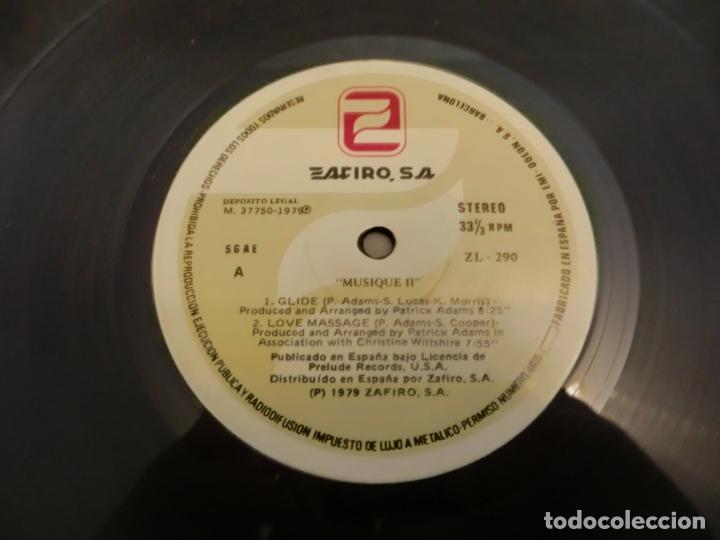 Discos de vinilo: Musique – Musique II (SPAIN 1979) - Foto 3 - 290059423