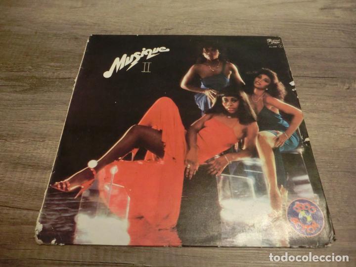 MUSIQUE – MUSIQUE II (SPAIN 1979) (Música - Discos - LP Vinilo - Funk, Soul y Black Music)