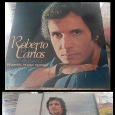Discos de vinilo: D. LPS. ROBERTO CARLOS, CANTA EN ESPAÑOL, MI QUERIDO, MI VIEJO MI AMIGO.. Lote 290065363