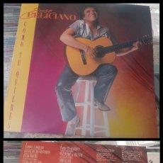 Discos de vinilo: D. LPS. JOSE FELICIANO. COMO TU QUIERES, CELOS DE MI GUITARRA, ESTA NOCHE Y DEMAS.. Lote 290073078